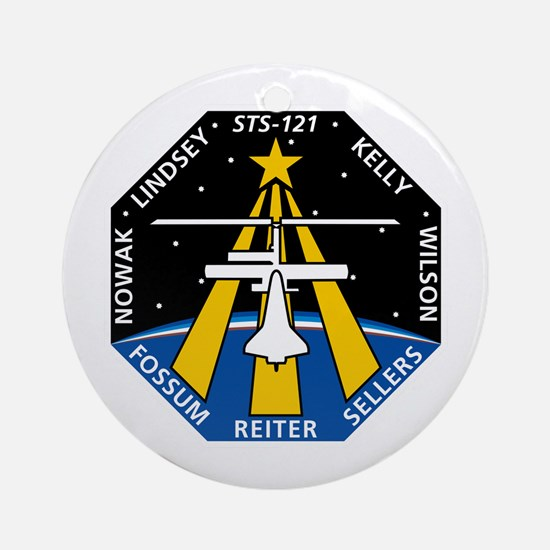 STS-121 Ornament (Round)