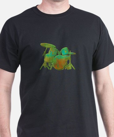 Funky Drumset T-Shirt