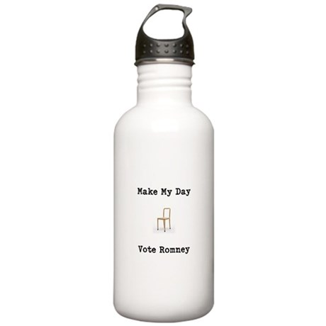 Make My Day Stainless Water Bottle 1.0L
