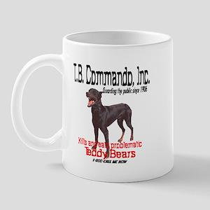 Commando Mug