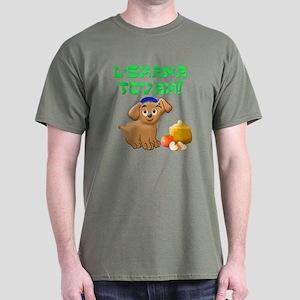 Rosh hashana puppy Dark T-Shirt