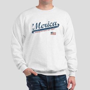 Vintage Team 'Merica Sweatshirt