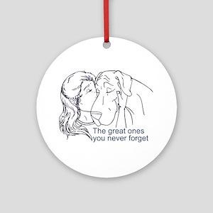 N GreatOnes Ornament (Round)