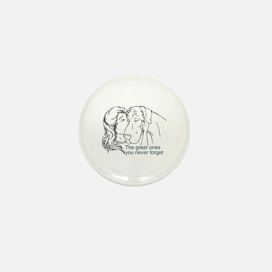 N GreatOnes Mini Button