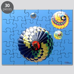 Balloon Swirls Puzzle