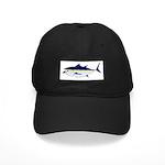 Bluefin Tuna fish Black Cap