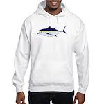 Bluefin Tuna fish Hooded Sweatshirt