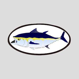 Bluefin Tuna fish Patches