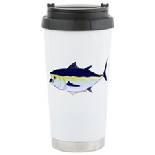Bluefin Tuna fish Stainless Steel Travel Mug