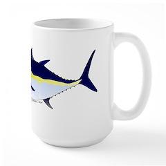 Bluefin Tuna fish Large Mug
