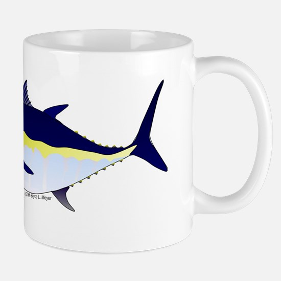 Bluefin Tuna fish Mug