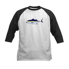 Bluefin Tuna fish Kids Baseball Jersey