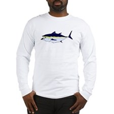 Bluefin Tuna fish Long Sleeve T-Shirt
