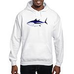 Albacore tuna fish Hooded Sweatshirt