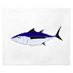 Albacore tuna fish King Duvet