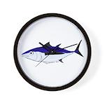 Albacore tuna fish Wall Clock