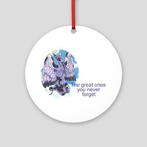 C Mrl GreatOnes Ornament (Round)