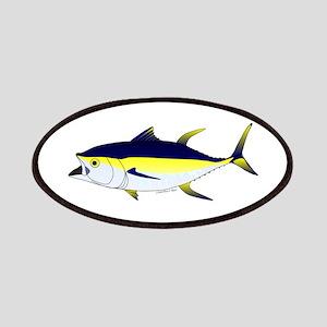 Yellowfin Tuna (Allison Tuna) Patches