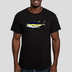 Yellowfin Tuna (Allison Tuna) Men's Fitted T-Shirt