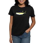Yellowfin Tuna (Allison Tuna) Women's Dark T-Shirt