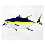 Yellowfin Tuna (Allison Tuna) King Duvet
