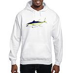Yellowfin Tuna (Allison Tuna) Hooded Sweatshirt
