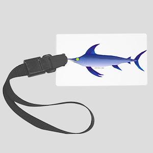 Swordfish (Lilys Deep Sea Creatures) Large Luggage
