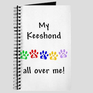 Keeshond Walks Journal