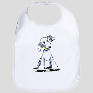 Bedlington Terrier Play Bib
