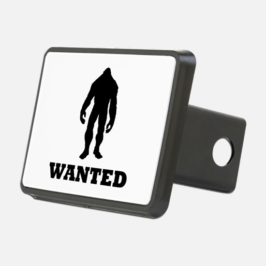 Bigfoot Wanted Hitch Cover