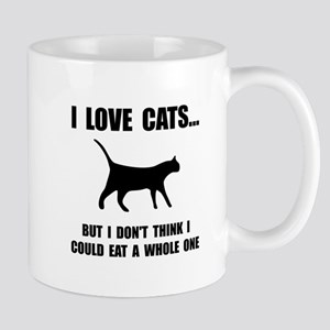 Eat A Whole Cat Mug