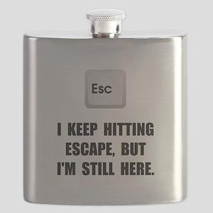 Hitting Escape Key Flask