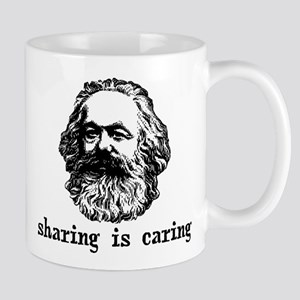 Marx: Sharing is Caring Mug