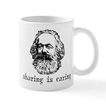 Marx: Sharing is Caring Mug