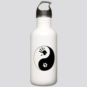 Cat Therian Ying Yang Stainless Water Bottle 1.0L