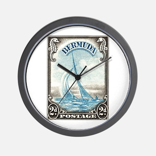 Cool Postage Wall Clock