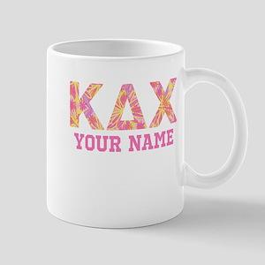 Kappa Delta Chi Letters 11 oz Ceramic Mug