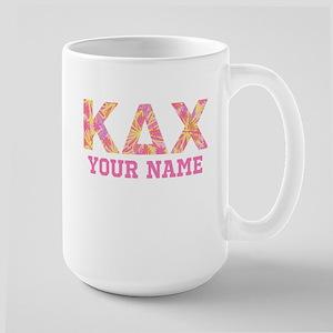 Kappa Delta Chi Letters 15 oz Ceramic Large Mug