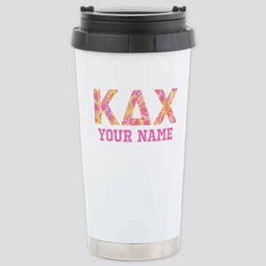 Kappa Delta Chi L 16 oz Stainless Steel Travel Mug