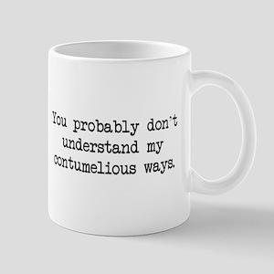 Contumelious Mug