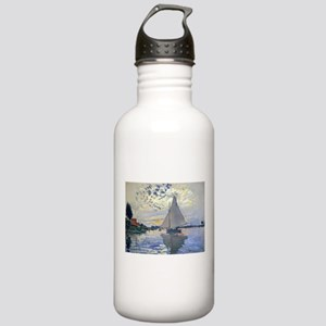 Claude Monet Sailboat Stainless Water Bottle 1.0L