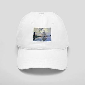 Claude Monet Sailboat Cap