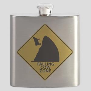 fallingcow01 Flask