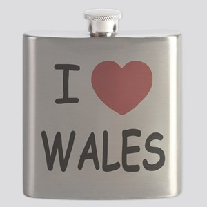 WALES Flask