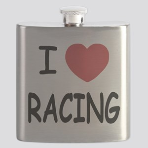 I_loveRACING01 Flask