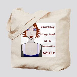 Cleverly Tote Bag