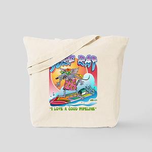 Surf Rat Tote Bag