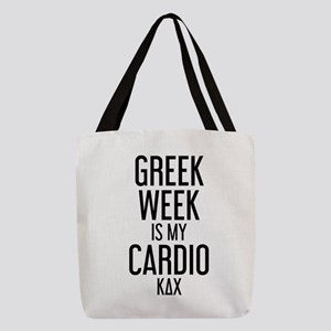 Kappa Delta Chi Greek Week Polyester Tote Bag