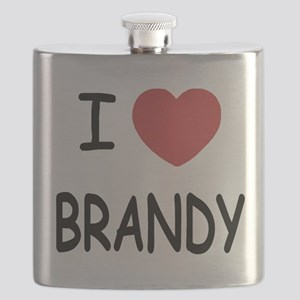 BRANDY Flask