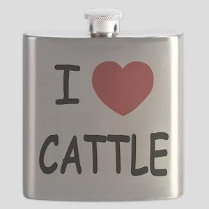 CATTLE Flask